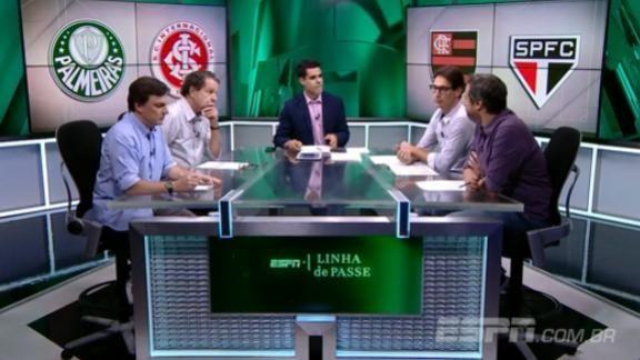 Gian Oddi: 'Temos três candidatos ao titulo do Brasileiro, não mais cinco' https://t.co/GNNMuO8DYK