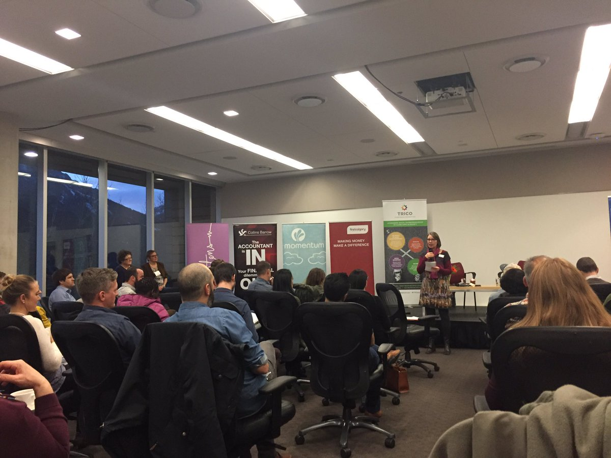 """Trico Foundation on Twitter: """"So excited to be joining @ThriveCalgary @sefjb @HollyhockLife for #SVIAlberta #socent… """""""