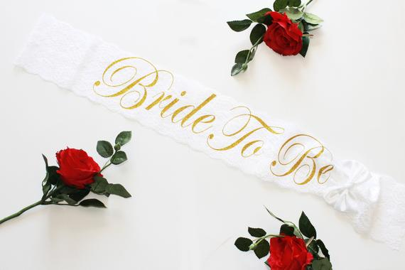 bachelorettesashshop bridal sash wedding sash personalized bride to be bridesmaid sash bridal shower bride bridal party gift bachelorette party