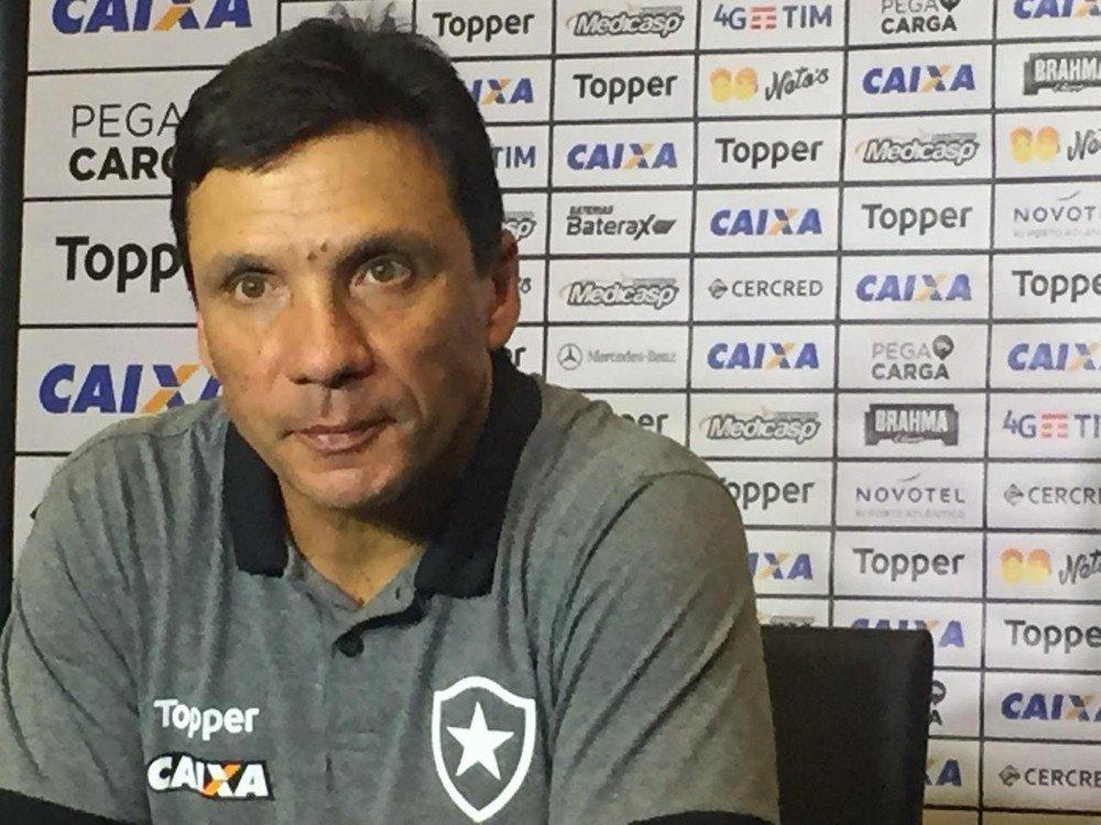 Decepcionado com Botafogo, Zé Ricardo cita alívio após empate: 'Temos que agradecer pelo ponto' https://t.co/qvnDKeCTvw