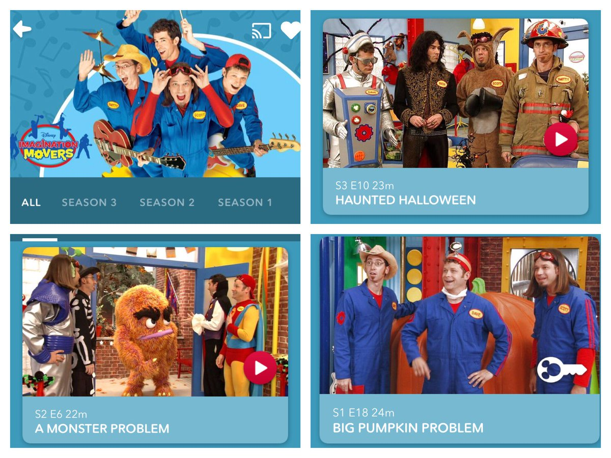 Imagination Movers on Twitter: