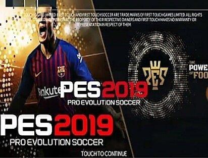 Download FTS Mod PES 2019 League 1 &