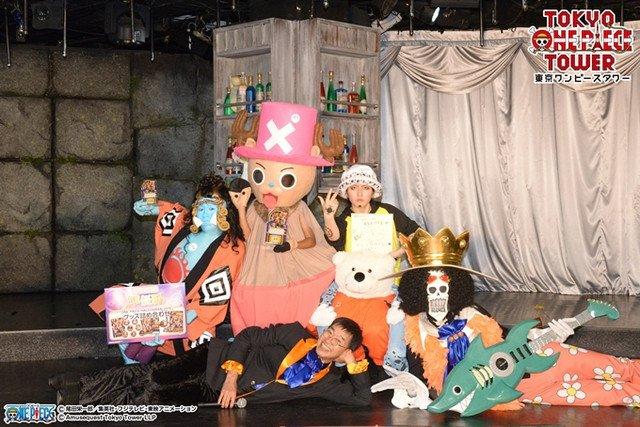 NEWS: All Hand-Made Chopper Wins Tokyo One Piece Towers Cosplay Contest ✨ More: got.cr/DIYchopper