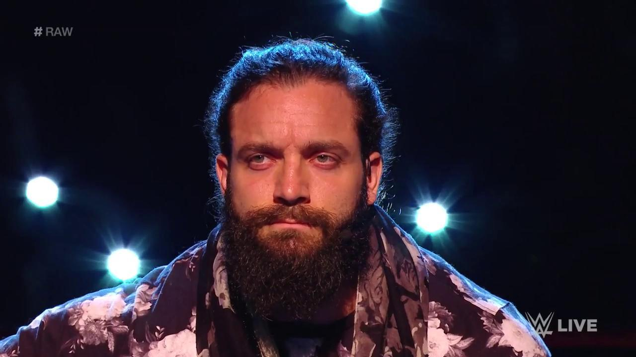 'My eyes are like a crystal ball, and you are looking into the future.'  #RAW @IAmEliasWWE https://t.co/sR33V7BHrk