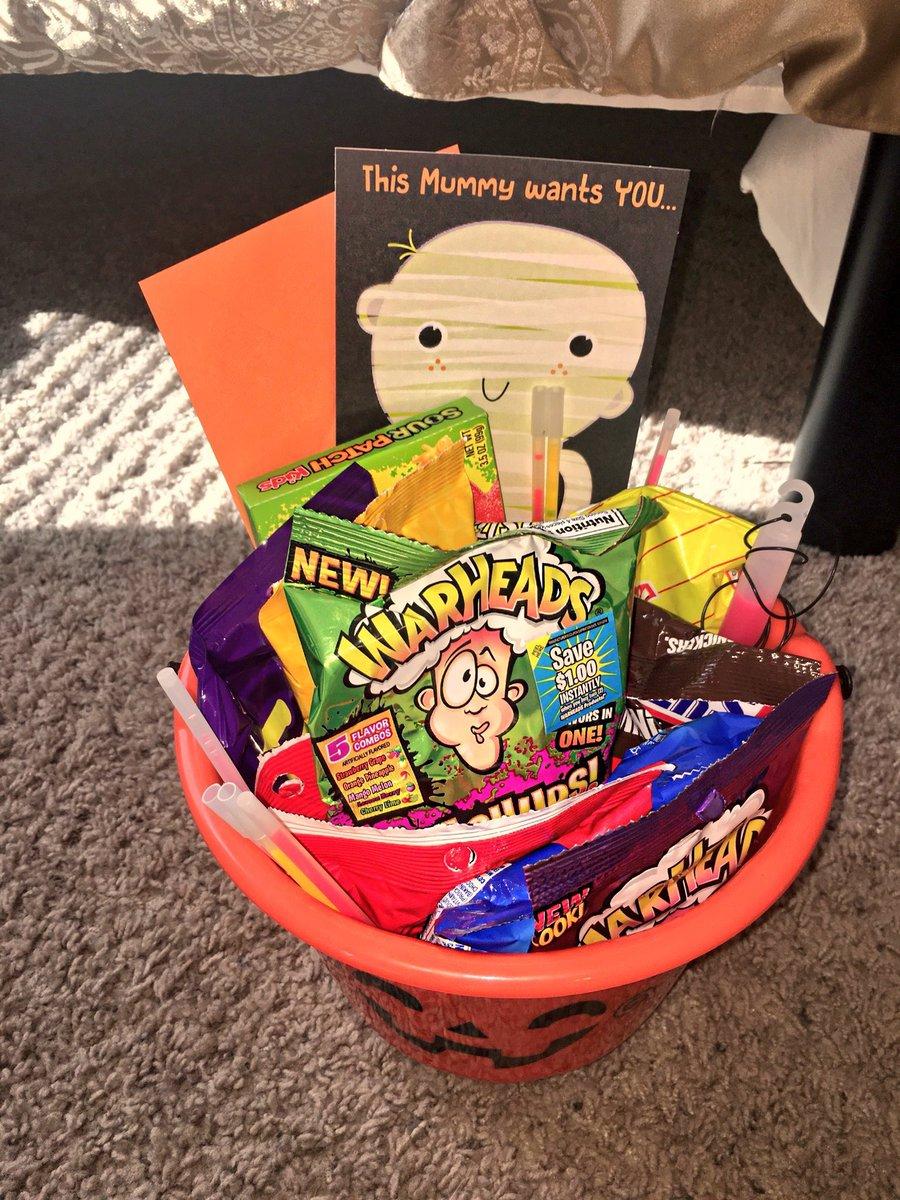 Halloween Spooky Basket.Spooky Baskets On Twitter The Spooky Basket For Him