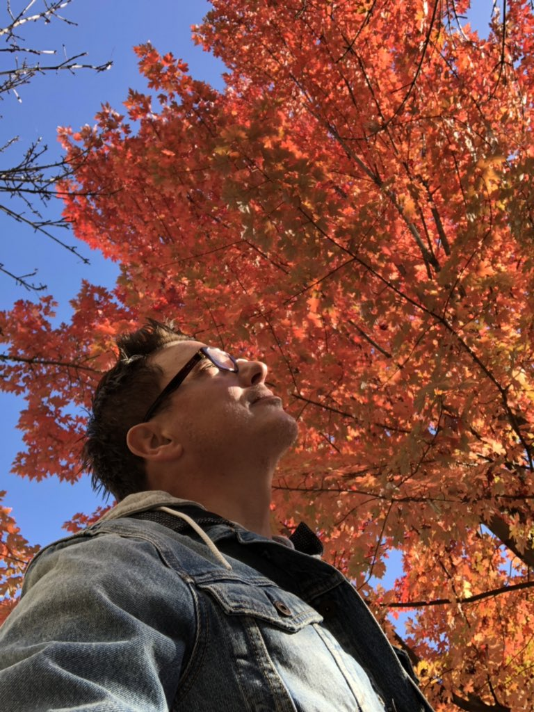 Looking into #fall #autumn #vancouver JB