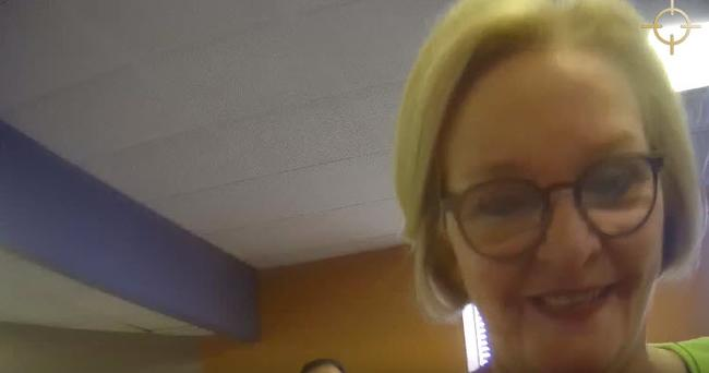 Veritas Undercover Exposes MO Sen. McCaskill Hiding Liberal Agenda From Moderate Voters: 'People Just Can't Know That' https://t.co/uD0xWN8Z0i