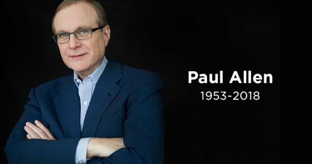 'He changed the world': Reaction to Paul Allen's death pours in across the world https://t.co/j45l3F5JOh