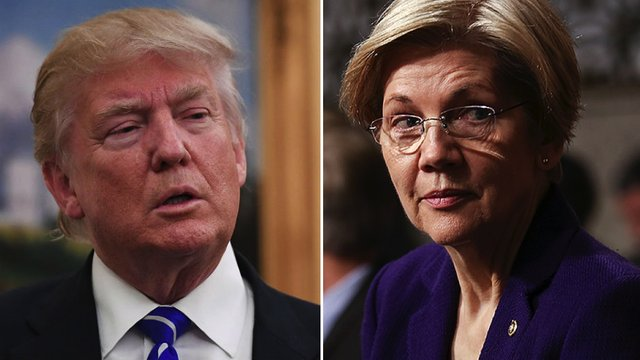 Trump: I'll only donate $1 million if I can 'personally' test Warren's DNA  https://t.co/yW0WuTarua