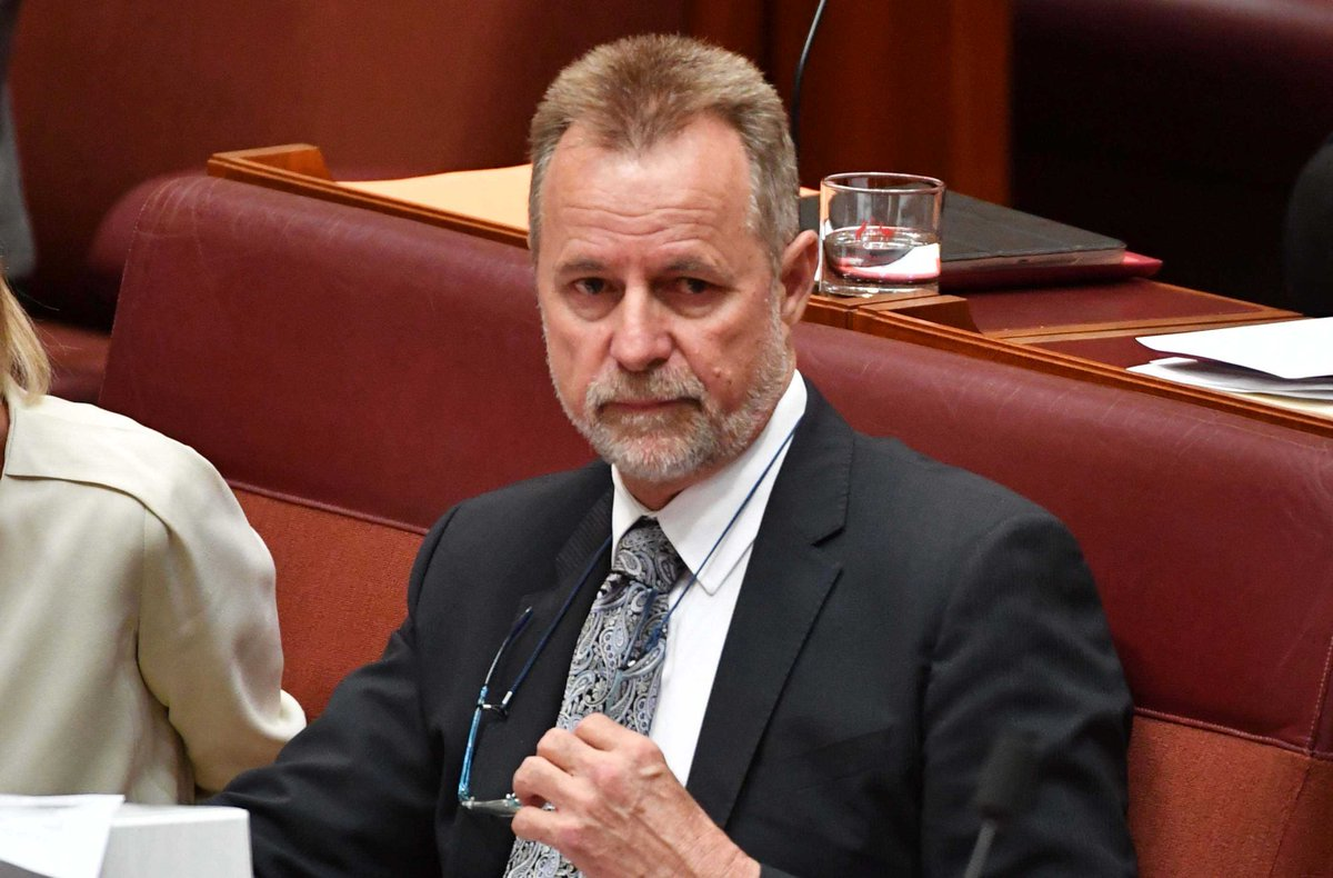 Indigenous Affairs Minister Nigel Scullion apologises for voting for the 'it's OK to be white' motion in the Senate, acknowledging it 'downplays racism and historic injustices against Aboriginal and Torres Strait Islander Australians' https://t.co/tn55jHLZHU (PIC: AAP)