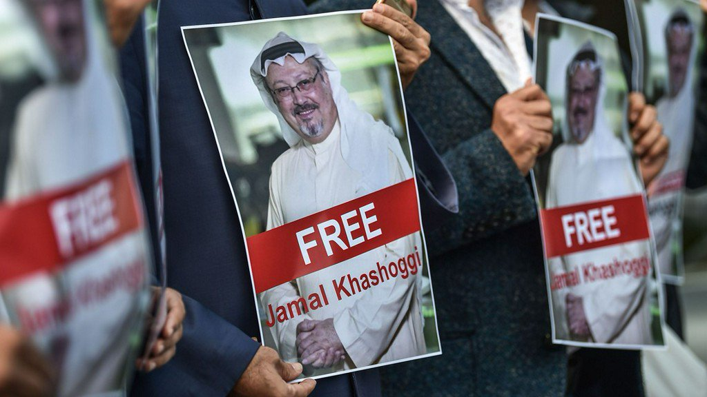 Saudis to admit journalist was killed as a result of botched interrogation, reports say https://t.co/sHB6SnRcY4