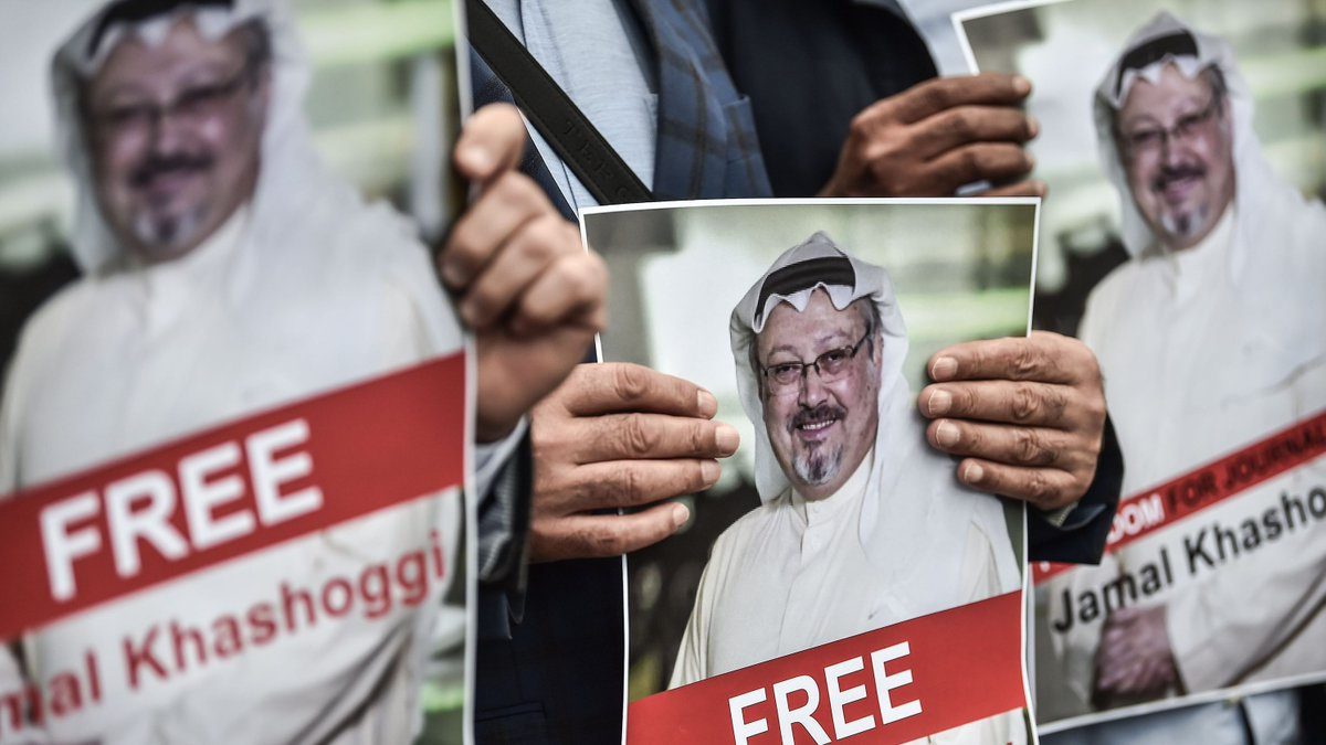 Trump floats 'rogue killers' theory in case of missing journalist following call to Saudi King https://t.co/vdZQ0goGmg