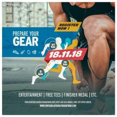Bintaro Jaya Half Marathon • 2018