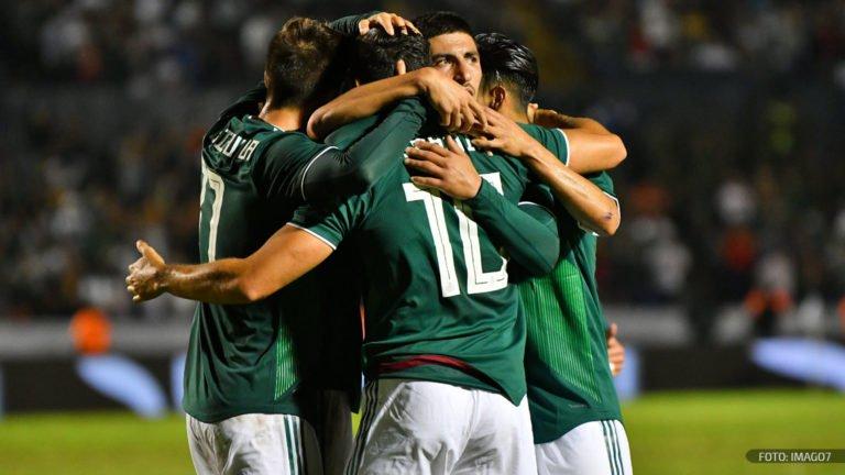 Chile derrota 1-0 a México en Amistoso