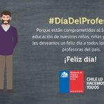 #DiaDelProfesor Twitter Photo