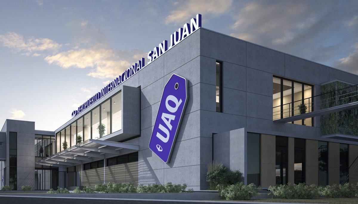 Resultado de imagen para Aeropuerto San Juan UAQ