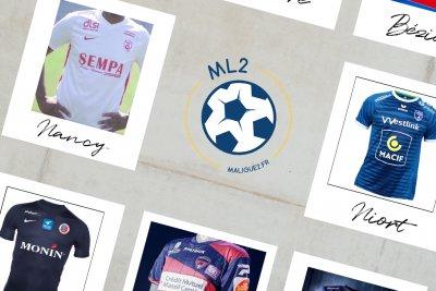 Ligue 2 : le maillot du RC Lens élu le plus beau de la saison 2018-2019 ! ➡ Photo