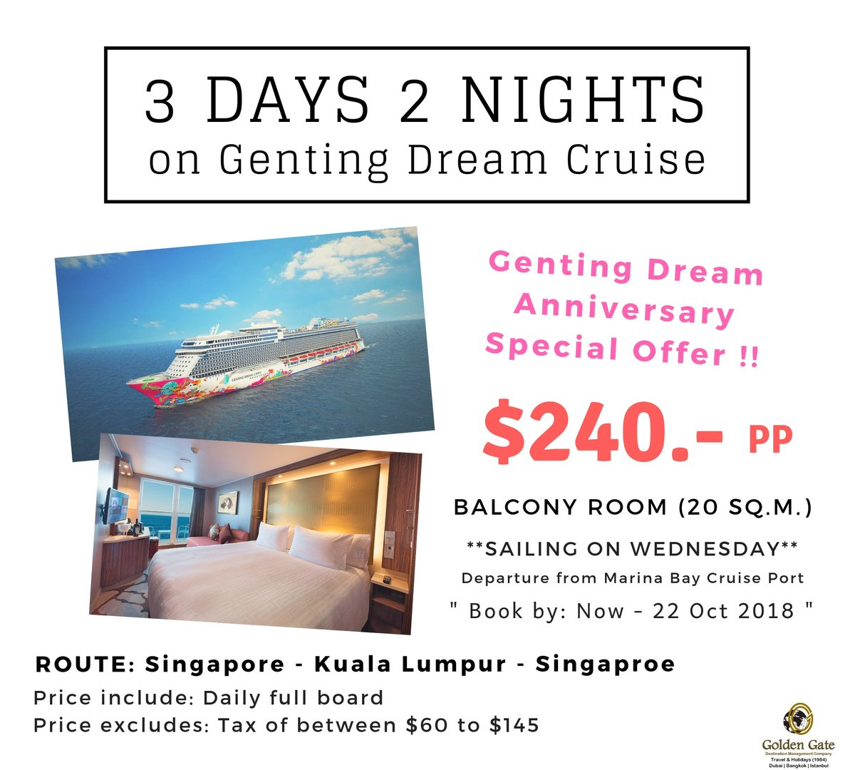 Gentingdreamcruise Hashtag On Twitter