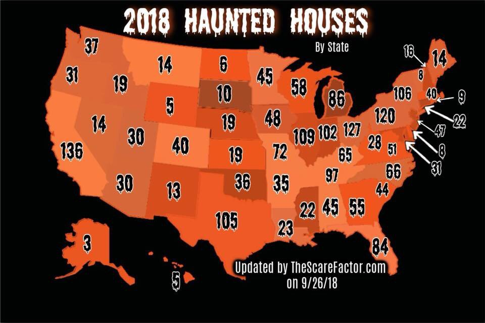 Ohio has a disproportionate amount of haunted houses, for whatever reason. https://t.co/wm418va0GJ