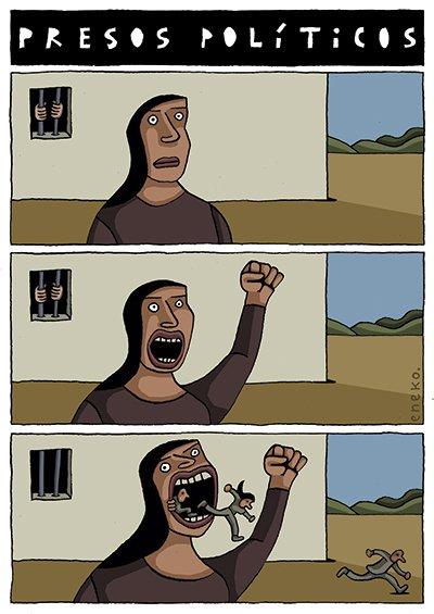 Yo también grito #LlibertatJordis Publicado en @eljueves