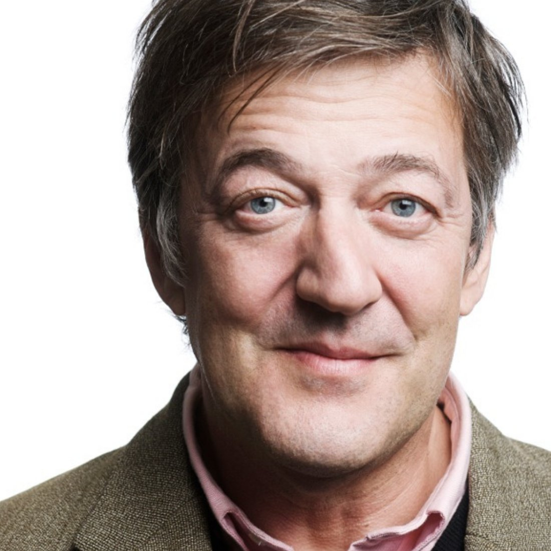 A Photo Of Stephen Fry