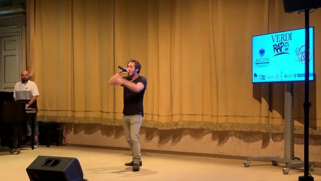 Verdi Rap, a Parma l'Otello dei rapper nel tempio ...