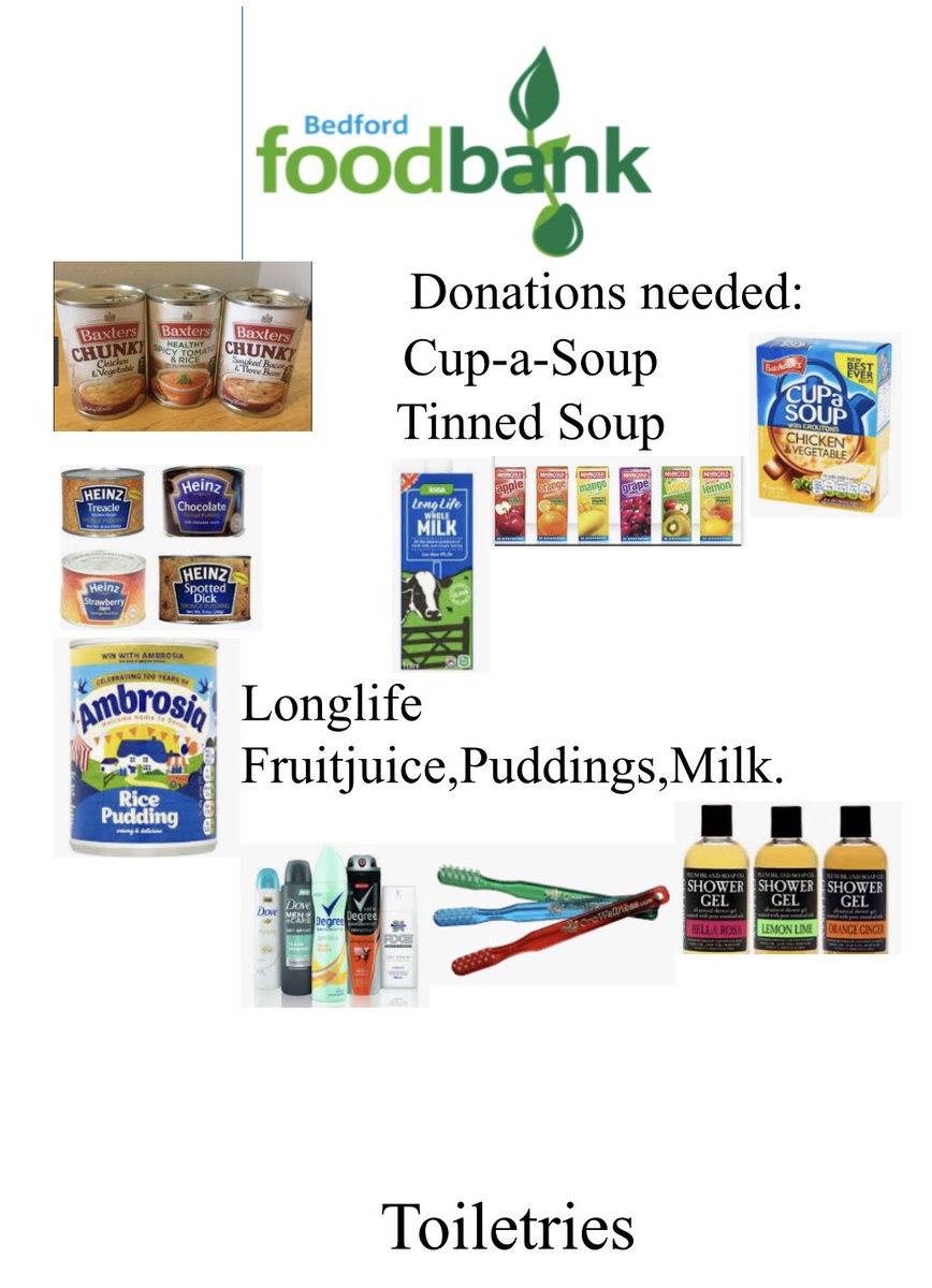 Kca Kempston On Twitter We Are Opening Our Food Bank