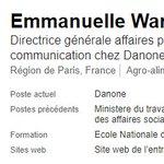 Emmanuelle Wargon Twitter Photo