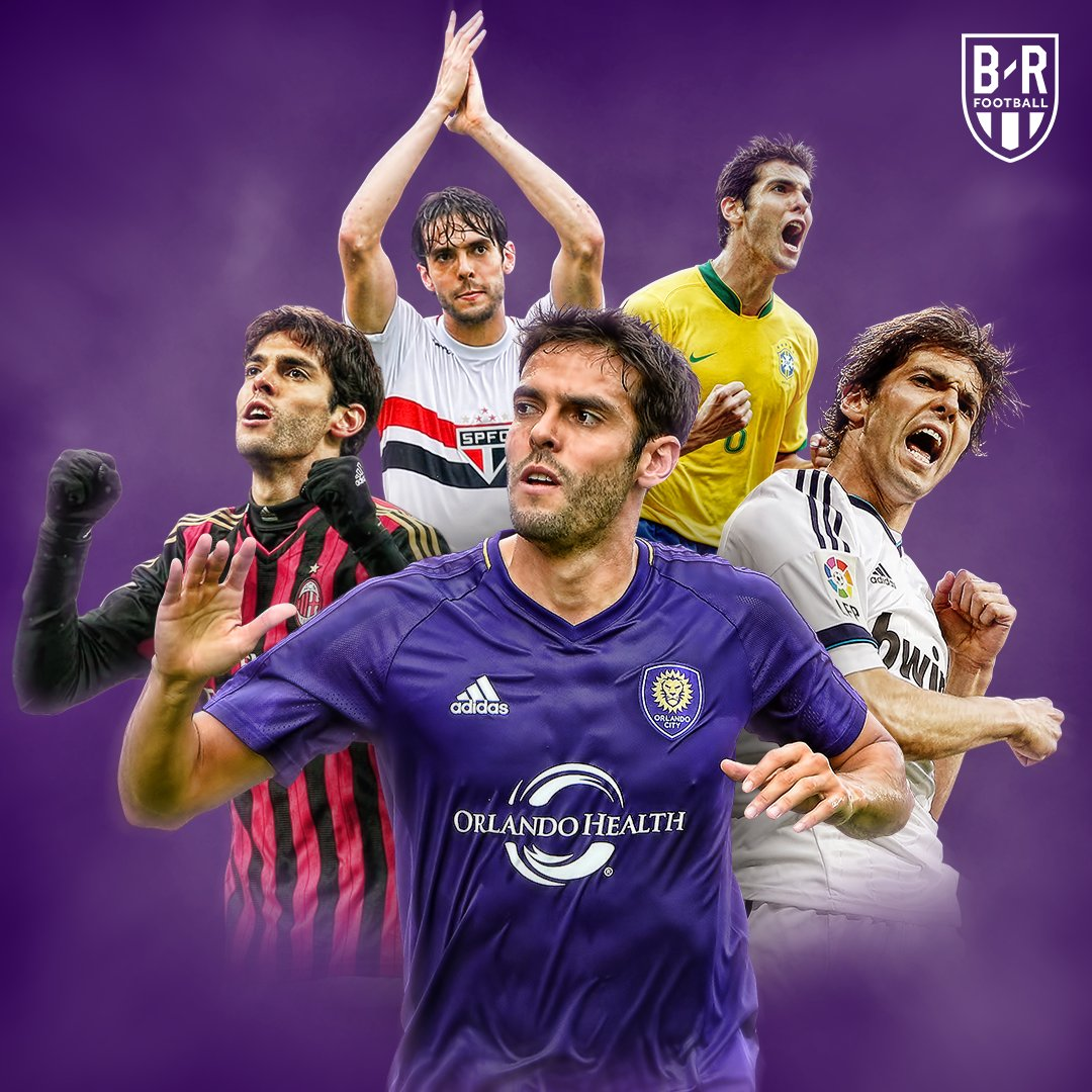 One year ago today, @KAKA called time on a legendary career 💜