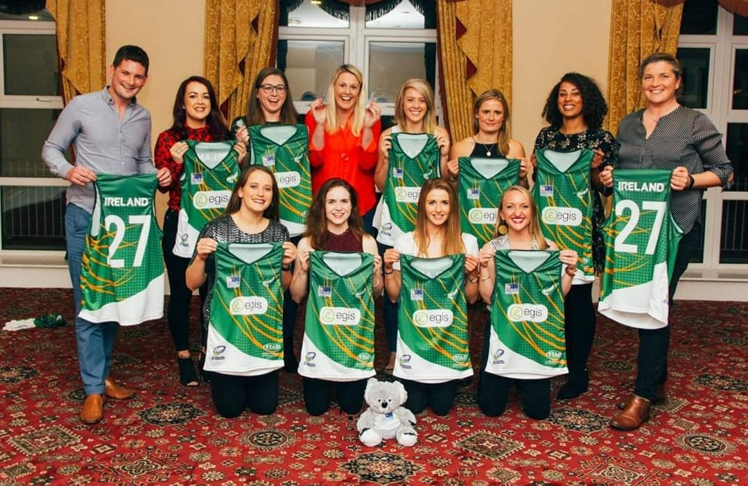 f25515a3491 Ireland Women's 27s Tag Rugby Team on Twitter: