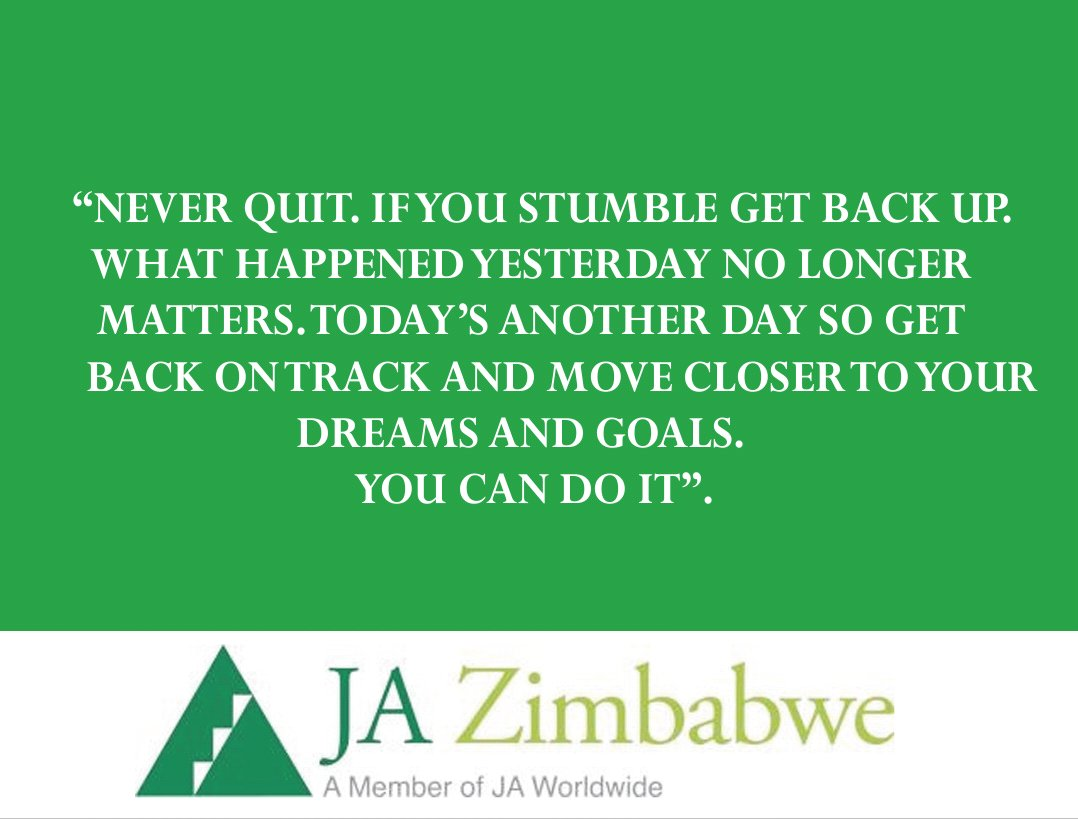Another Day Longer Another Day Closer >> J A Zimbabwe On Twitter Tuesdaymotivation Never Quit If You