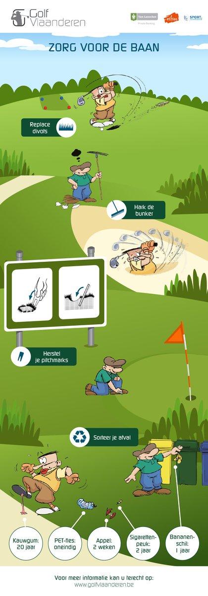 RT <strong>@golfvlaanderen</strong>: Zorg voor de Baan! 2e affiche van drieluik #fairplay #zorgvoordebaan #readygolf https://t.co/ImxnVoVe0F