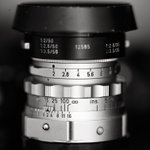 Image for the Tweet beginning: Leica Dual Range Summicron on