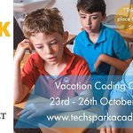 Image for the Tweet beginning: Technology & #Coding Camp for