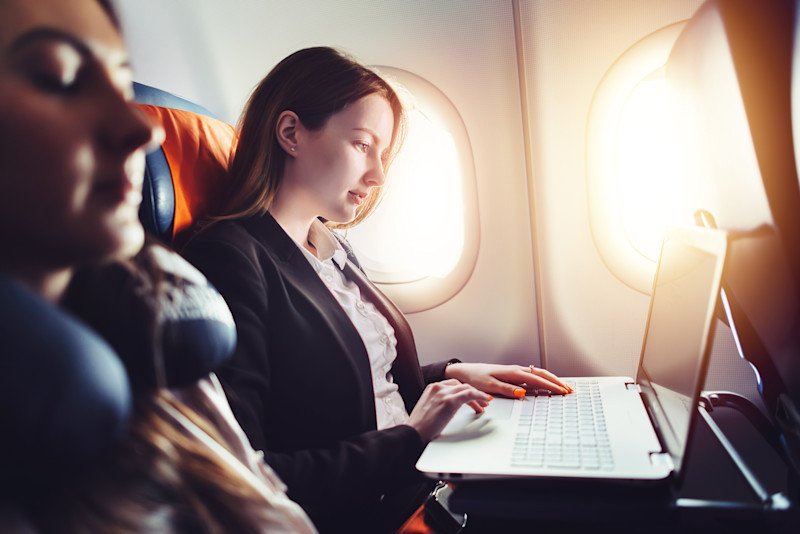 Minimal distractions, maximum inspiration – could a flight be the place you do your best work? https://t.co/3qp1u03bTz #ReadbyRichard