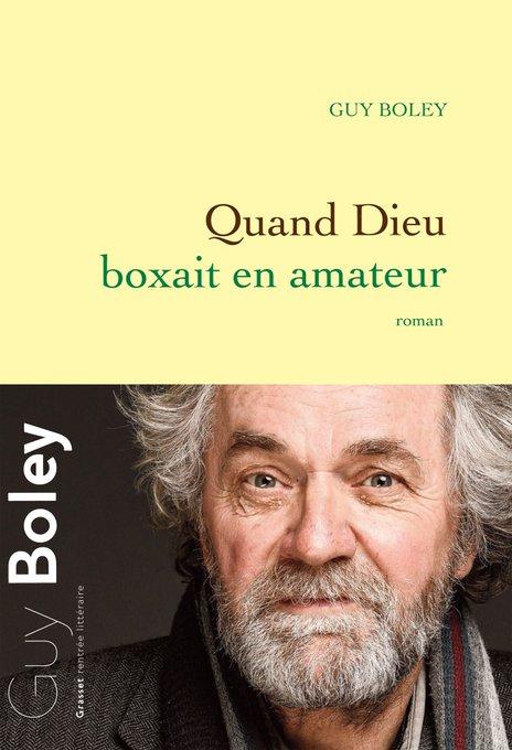 Lu dans Femme Actuelle Senior à propos du livre de Guy Boley QUAND DIEU BOXAIT EN AMATEUR : récit touchant, drôle et lyrique #MardiConseil @femmeactuelle Photo