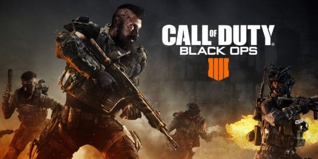 The physical sales for @CallofDuty #BlackOps4 are down 50% when compared to WWII https://t.co/cDof21plsl