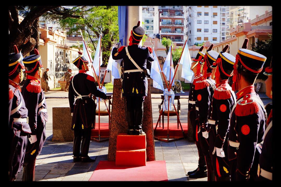 Granaderos a Caballo's photo on #BuenLunes