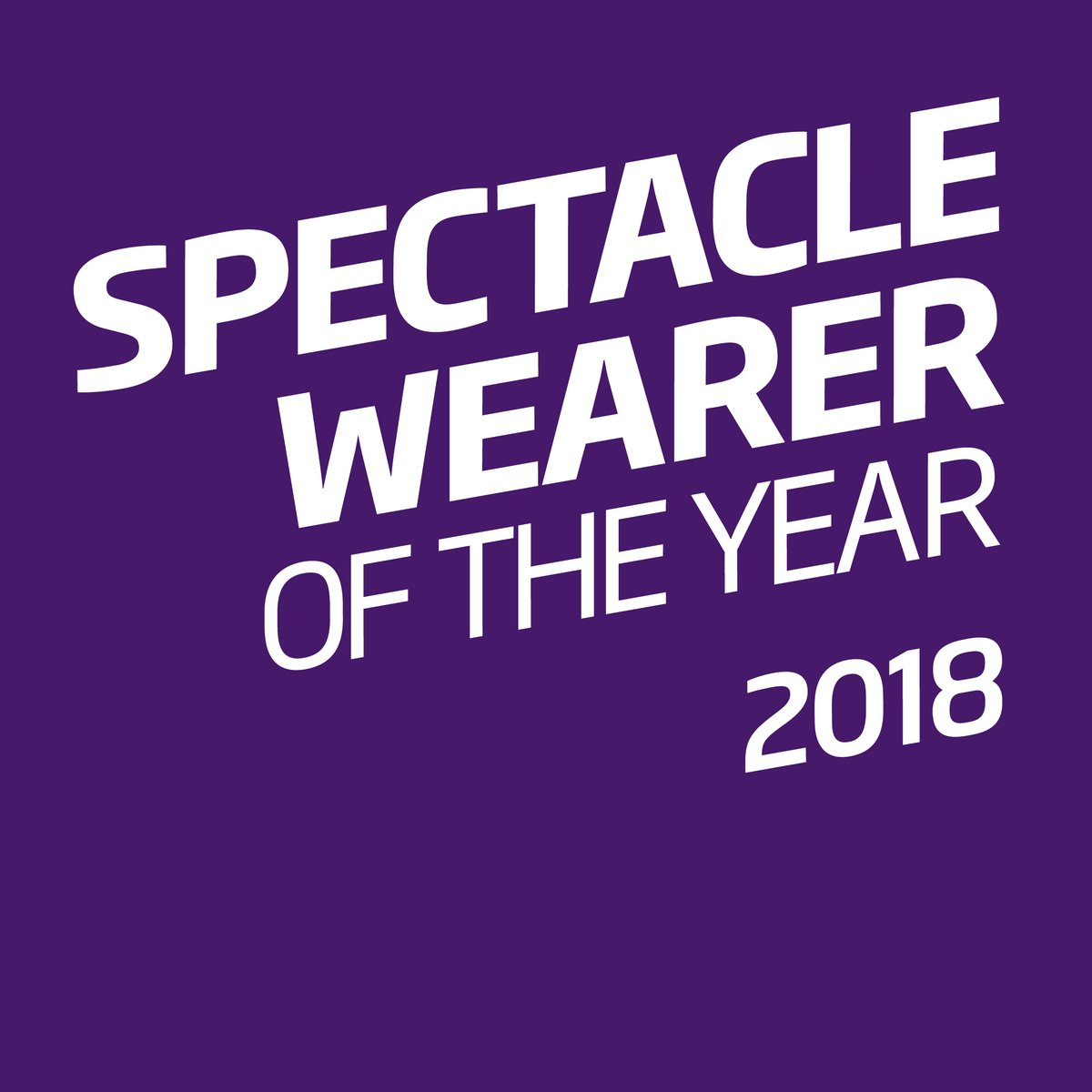 One week to go till @Specsavers Spectacle Wearer Of The Year 2018. Were so excited! #LoveGlasses👓