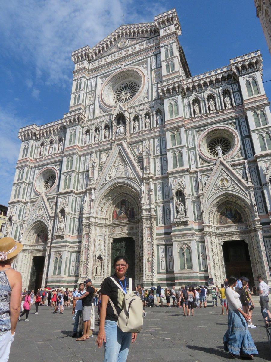 Florence via @draamparo #travel #florence #italy #beautyfromitaly https://t.co/7dzRuAkgVp
