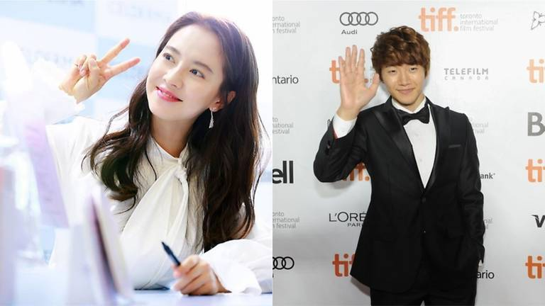 Song Ji-hyo, 2PM's Lee Junho to headline Korean expo in Singapore https://t.co/CpnreSkb4I