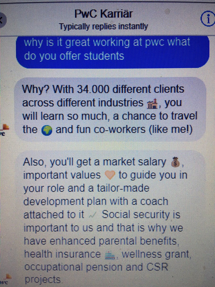 careerbot hashtag on Twitter