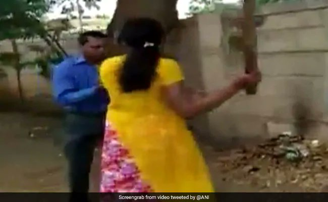 XXX βίντεο Καρνάτακα