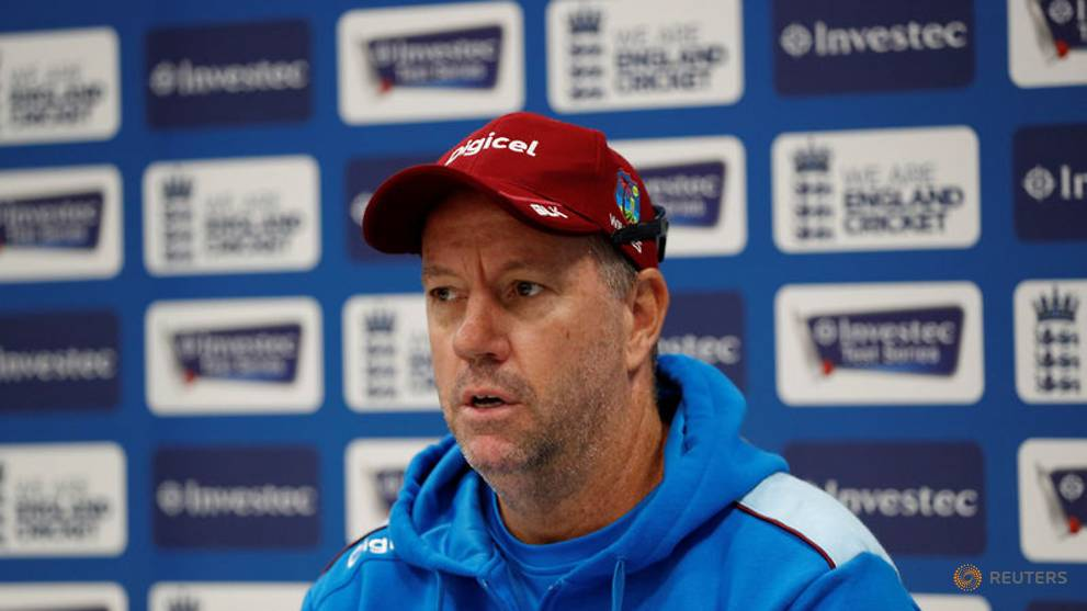 West Indies coach Law banned for ODIs over comments https://t.co/HKkbPDkUfG