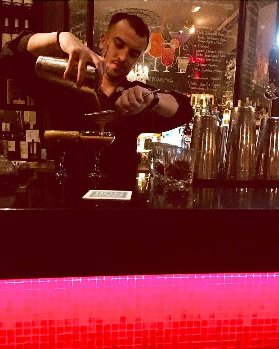 Bon Appemalahide On Twitter Espresso Martinis Going Down A Treat Tonight La Snight Thirstythursday Malahide