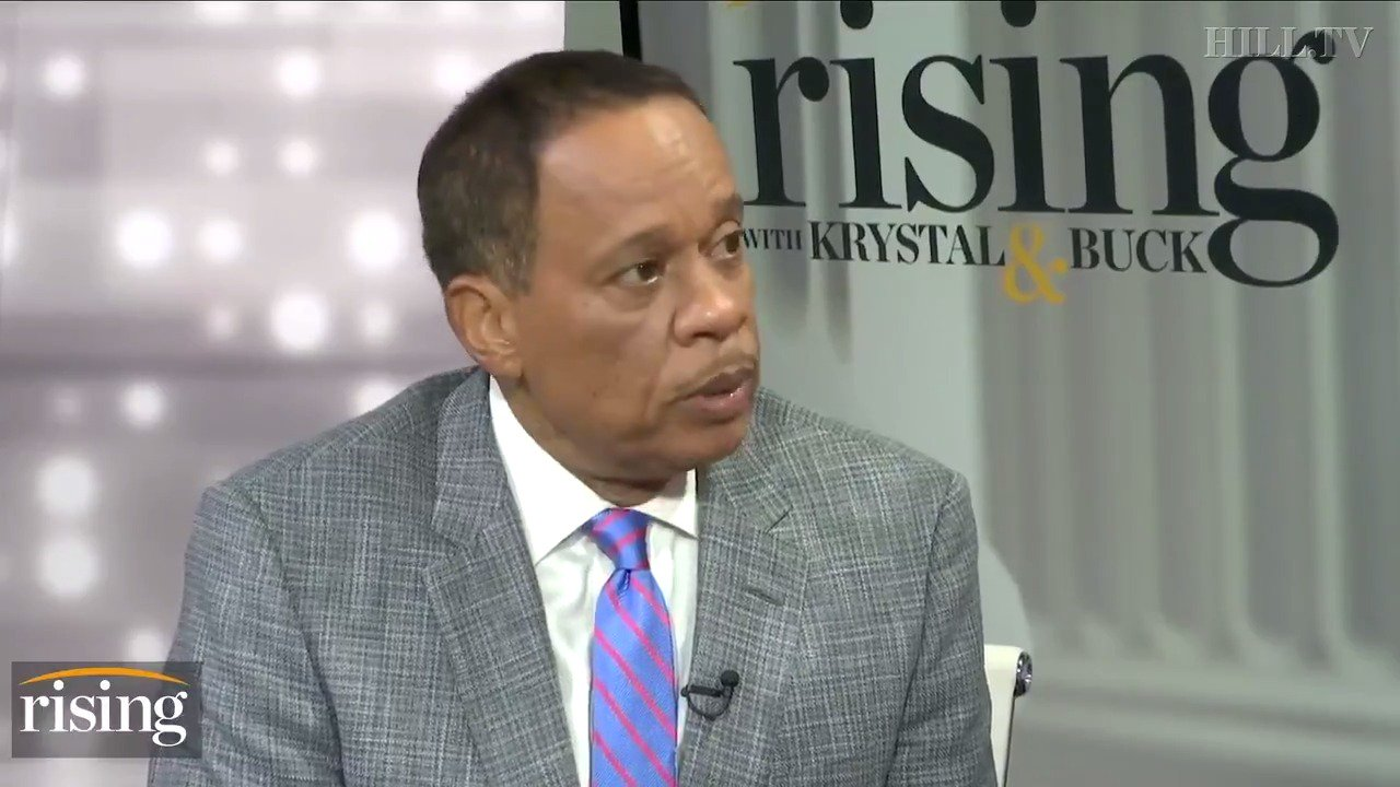Juan Williams says there is no real separation between Fox News, Trump administration https://t.co/pucZq9iJEF https://t.co/SjkfbXChnD