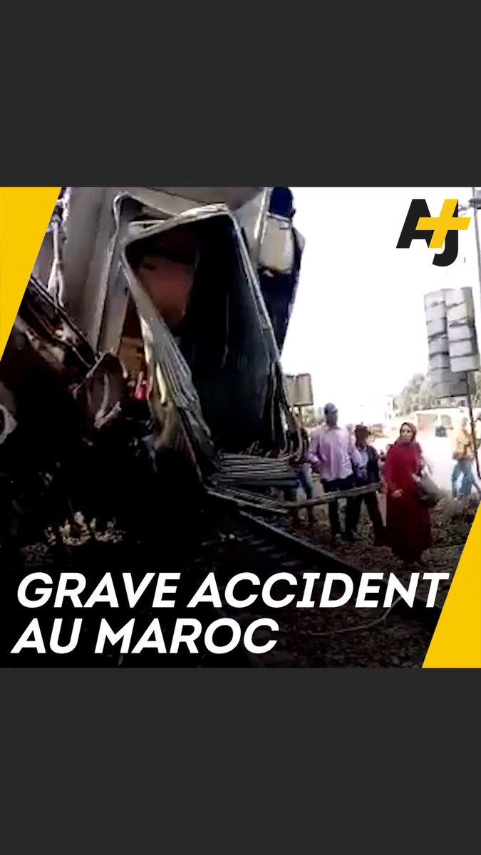 Au moins 6 personnes sont décédées et 86 autres ont été blessées dans un grave accident de train aujourd\