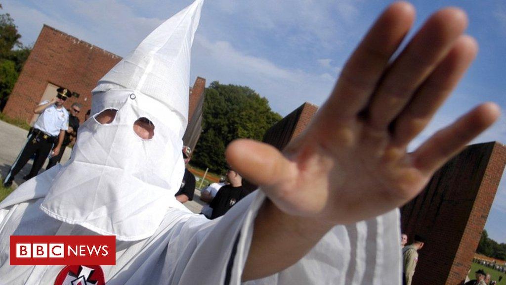 'Ele soa como nós': ex-líder da Ku Klux Klan elogia Bolsonaro, mas critica proximidade com Israel https://t.co/hWCtEDdzZf