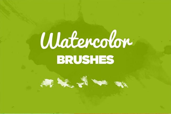 Design Shack On Twitter Were Sharing The Best Photoshop Watercolor Brushes For Creating Your Own Unique Designs Tco SOIHh5u1aa