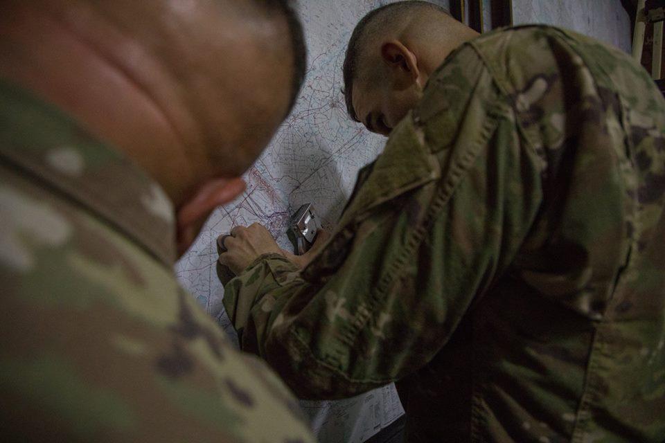 جهود التحالف الدولي لتدريب وتاهيل وحدات الجيش العراقي .......متجدد - صفحة 4 Dpo9xTfUYAYuVAV